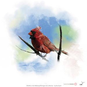Nature Photography Art Watercolor Reproductions Michigan