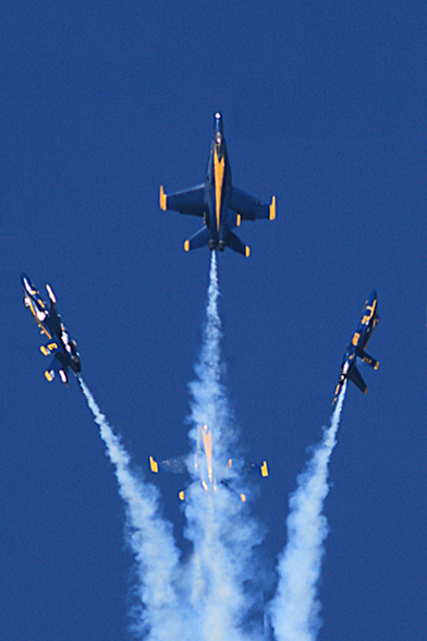 Blue Angels - Traverse City Michigan